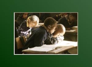 Schule-Afrika